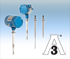 Drexelbrook Offers New Point Level Measurement Probes with Full 3A Certification