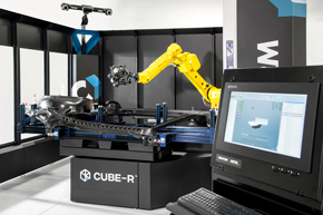 Creaform Introduces New Cube-R Demonstration Room